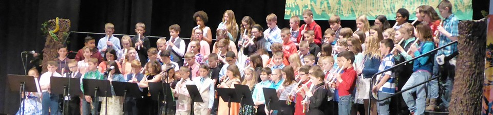 4th Grade Recorder Program