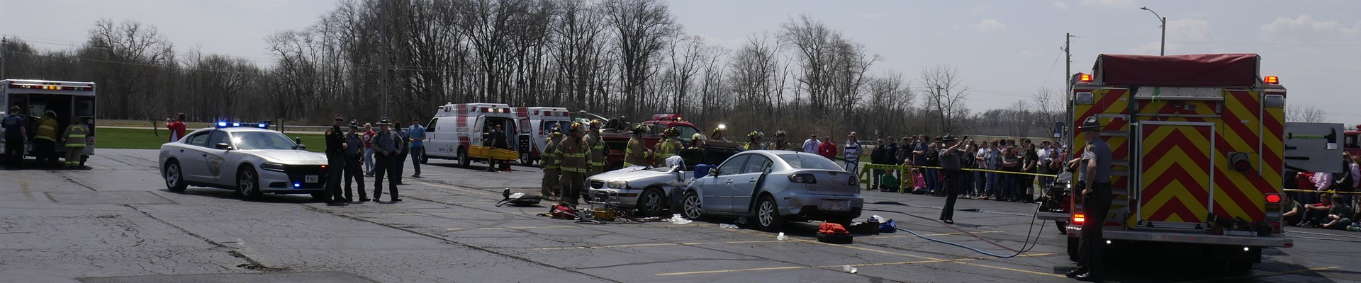 Mock crash 4/27/18