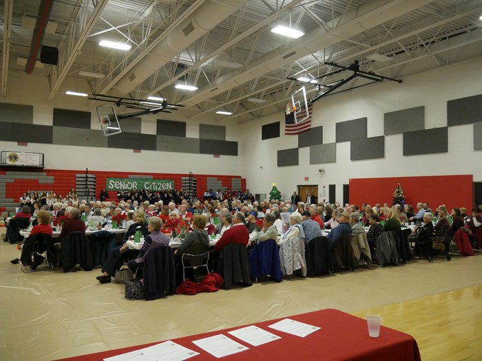 2017 Senior Citizens Luncheon