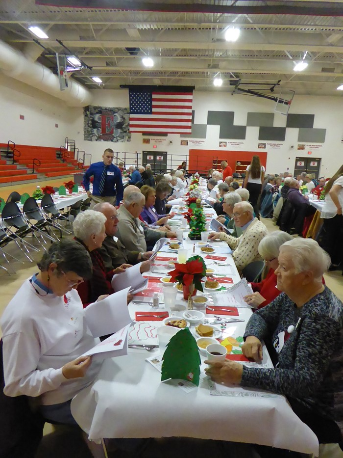 7th Annual Senior Citizens Luncheon